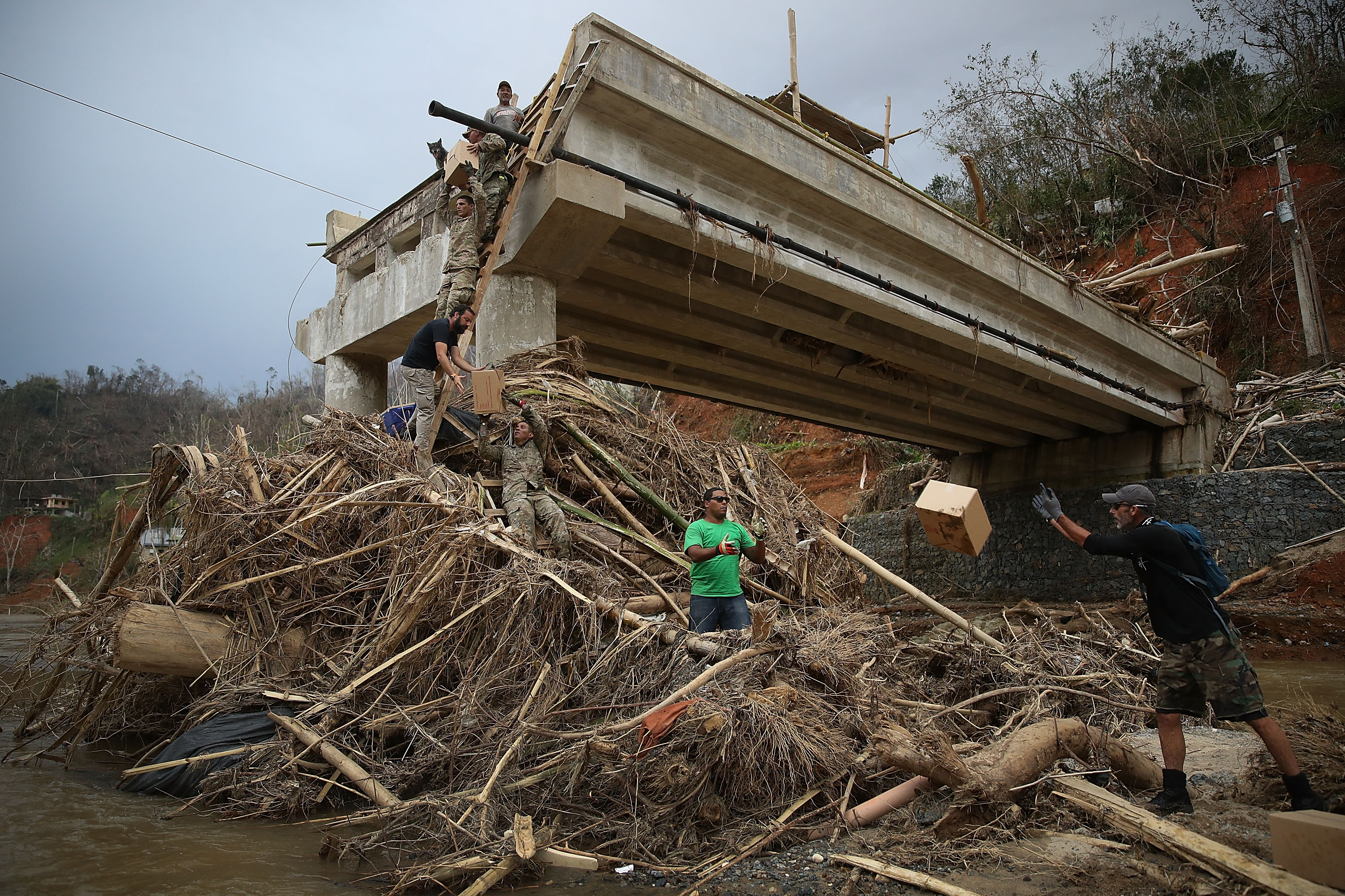 Congress Must Help Puerto Rico Recover After Hurricane Maria